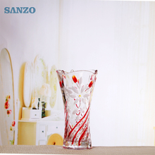 Sanzo Custom Glassware Manufacturer wholesale home decoration antique murano glass vases