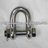 Stainless Steel 316 Shackle Rigging Hardware