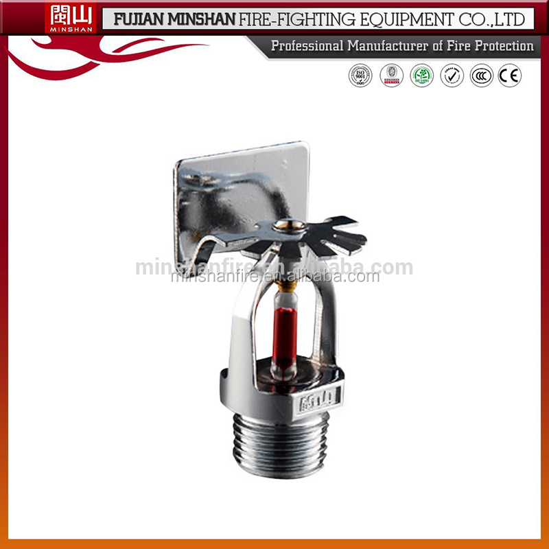 China automatic water fire sprinkler heard, Fire sprinkler with low price