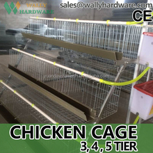 Heavy Duty Transport Plastic Chicken Cage