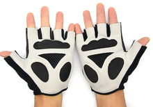 Sport Protect Half Finger Motorcycle Racing Gloves