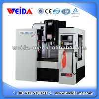 weida vertical mini cnc machine center price XH7132 with siemens 808D system