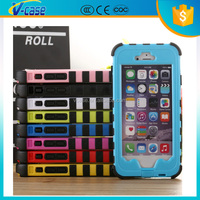 New Arrival Waterproof Battery PC Phone Case Cover For Samsung Galaxy S4