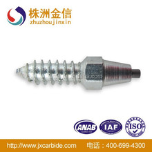 non-standard carbide screw ice antiskid spiral tire studs