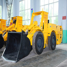 China made heavy duty load mining equipment underground diesel high-lift carry-scraper with DEUTZ engine and CE for