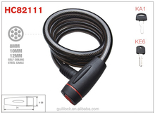 Bike Lock,Bike Security,Coiling Cable Lock HC82111