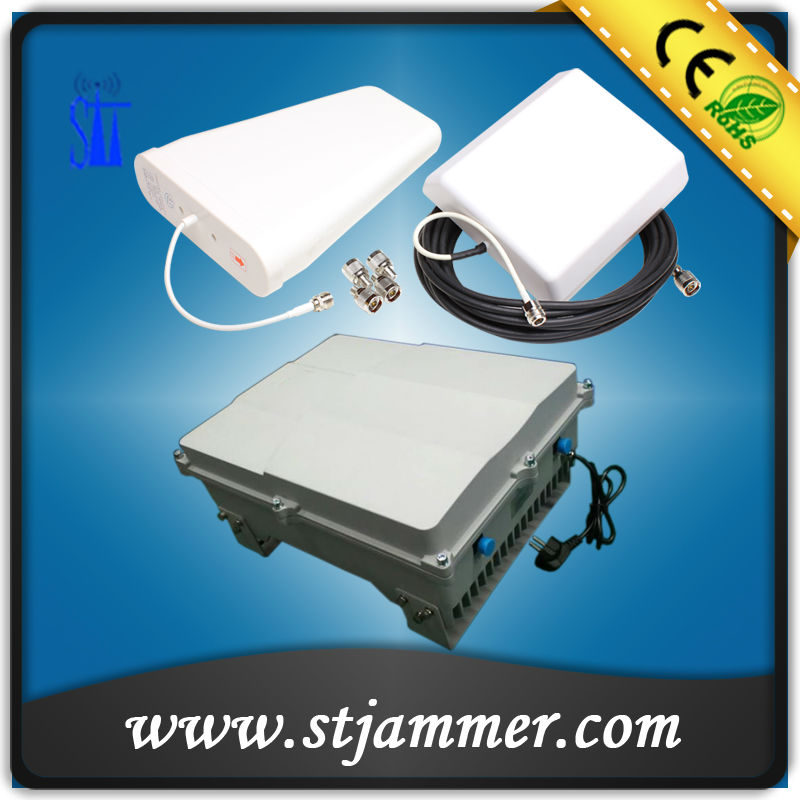 Outdoor repeater ,5W gsm repeater 3G booster ,High power 2G 3G dual band amplifier