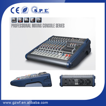 SPE AUDIO mixer 2/4/6/8/10/12/30 channel mini console mixer professional yamaha console mixer
