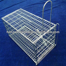 high quality make live animal trap
