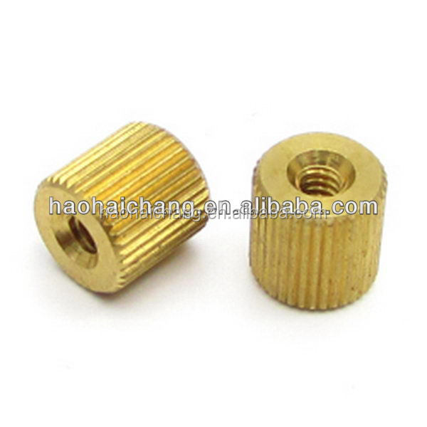 Din 934 hexagon titanium wheel nuts For electric cartridge heater