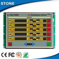 4.3 inch tft lcd module with UART port and usb port for cnc controller