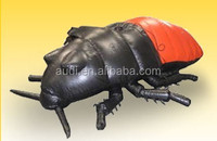 2014 lovely and vivid inflatable cockroach
