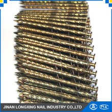 clavos helicoidales iron steel coil nails