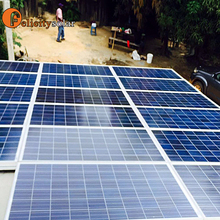 CE certificated 10kva off grid solar power system