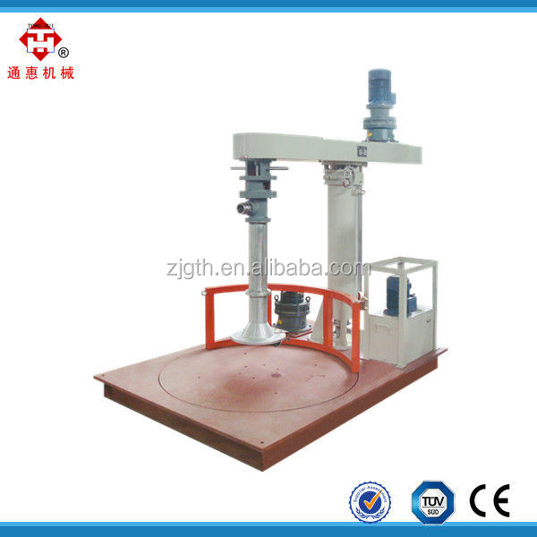 SMJ-4 high viscosity ink conveying equipment with vertical and helix structure