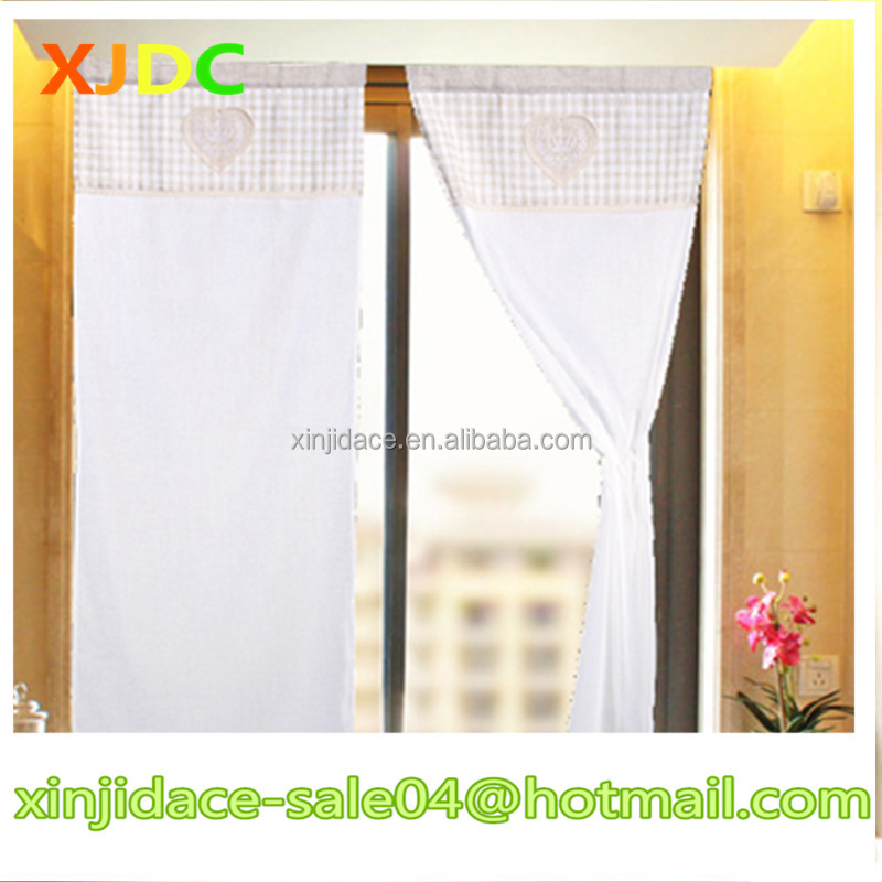 High quality fabric auto curtain made in china