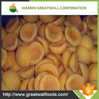 2016 new diced yellow peach from China