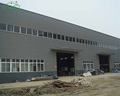 Prefabricated steel structure heavy duty sandwish panel warehouse for sale