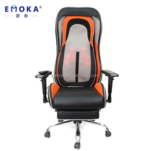 3d Kneading Fixed Position Width-adjustment Back And Shoulder Massage Chair