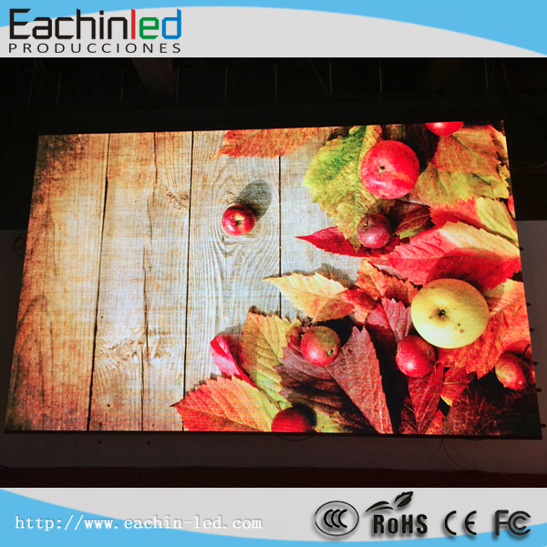 Extra Clear 2.5mm Pixel Pitch LED Display Without Scan Line P2.5 LED Video Wall