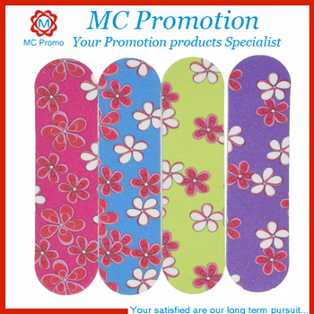 Wholesale custom printed EVA nail file