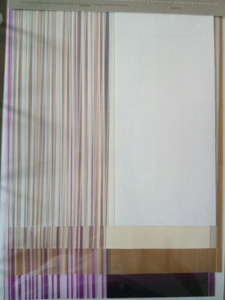 Good Quality Hot Sales Blackout Curtain Blinds Zebra Blind Fabric Motorized Roller Blind For