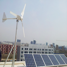 photovoltaic system 5kw Wind Solar Hybrid System wind power generator