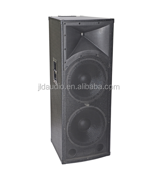 "Dual 15""-2Way Passive PA/Stage Speaker (JUa215)"
