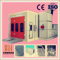ISO & CE Approved Car Spray Booth Baking Oven from China Gold Supplier
