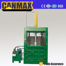 cotton baling press/cheap hydraulic baler press machine/automatic baler