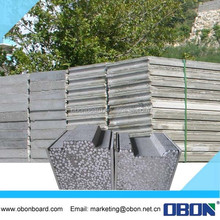 OBON light weight brick manufacturing ready made cement walls