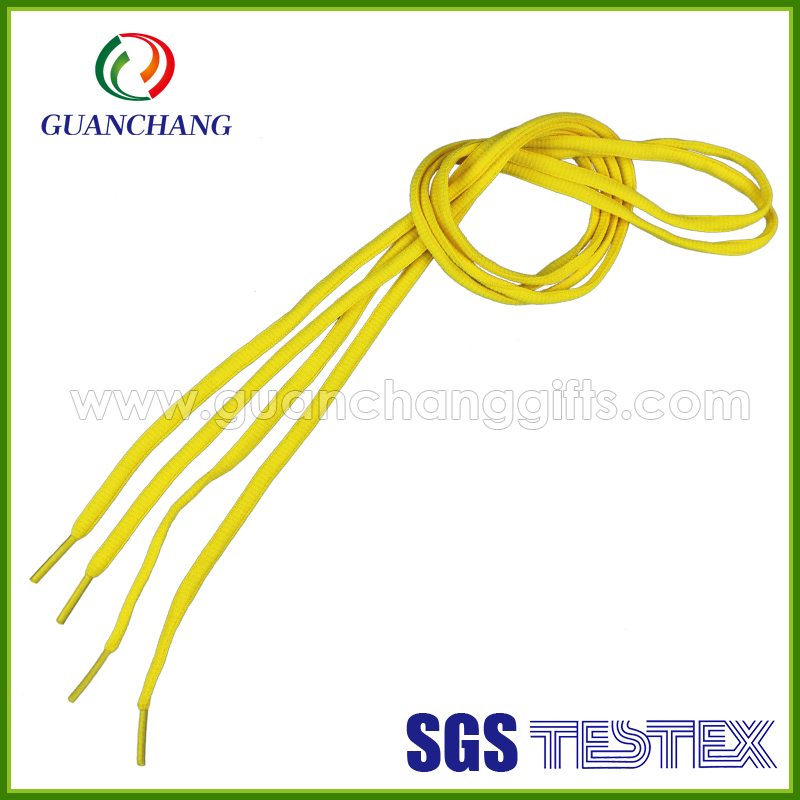 Custom fabric shoelace, cellulose acetate shoelace tipping film