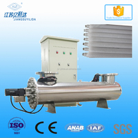 Drinking water treatment plant UV light sterilizer Type ultraviolet sterilizers