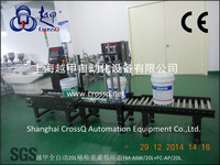 Industrial Emulsion Automatic Filling Capping Machine for 20L Barrel