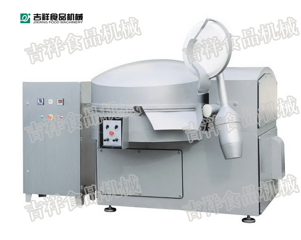 High-speed Vacuum meat Bowl Cutter Bowl Chopper 125L Sausage Making