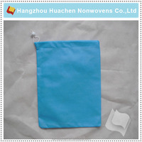 The raw material of mobile phone cover 100%Polyester spunbond nonwoven fabric