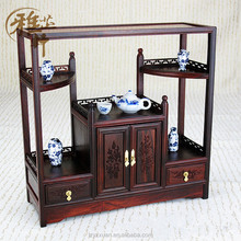Yazhixuan Quality Product Wood Carving Onarments Antique Miniature Vintage decoration for home