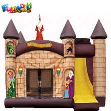 Commercial grade inflatables wholesale bounce castle bouncy house