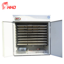 HHD Brand 2000 egg industrial incubators for hatching eggs