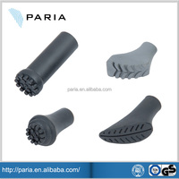 Customized rubber tips for walking stick, walking stick rubber, crutch rubber tips