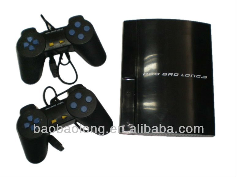 Play Station 3 Console 8bit TV Games Player