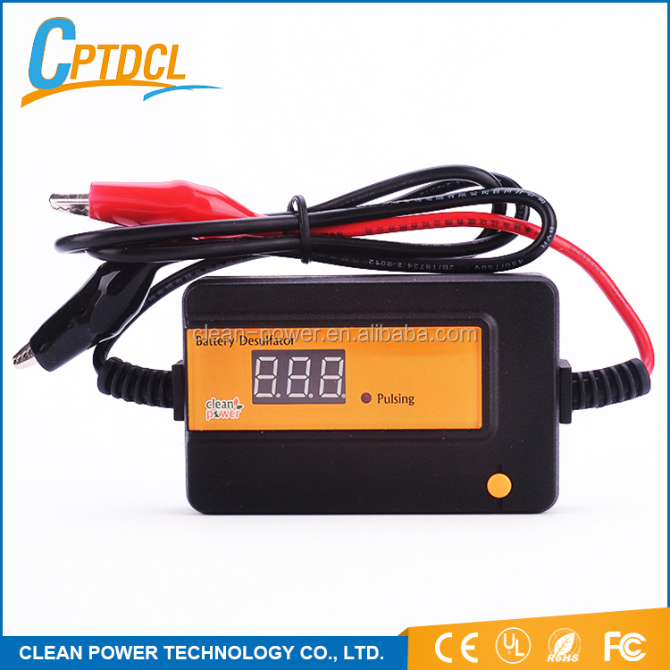 best selling battery rejuvenator lead acid car battery regeneration battery pulse desulfator