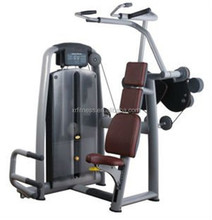 Bodybuilding Machine Back Muscle Exercise Gym Equipment Vertical Traction/Cross Drop-down pull down fitness equipment