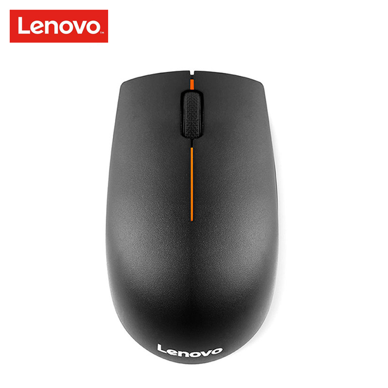 Brand New LENOVO N1901 L300 Wireless Mouse Support 10/8/7 with 1000dpi 75g Weight 2.4GHz for Mac PC Laptop Support Official Test
