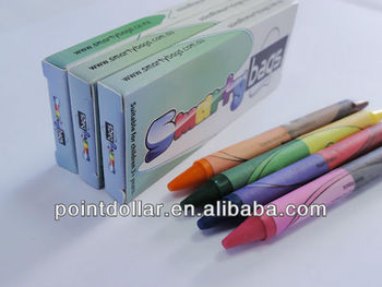 Double Ended Crayon/ 4 Crayons set for Children
