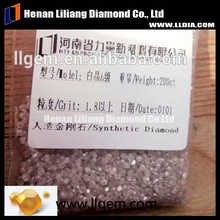 China hot sale rough synthetic diamond 0.10 carat price