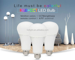 Latest wireless led bulb e27 screw base 12W smart home lighting bulb