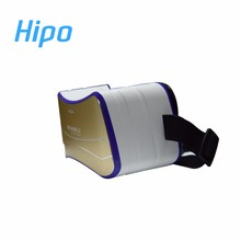Hipo Cheap Portable USB wifi Wireless High Resolution Android 3D Virtual Display Video Glasses