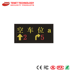 Hot Sale LED Display Outdoor In Parking Guidance System