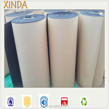 High quality self-adhesive black rubber foam sheet supplier in China